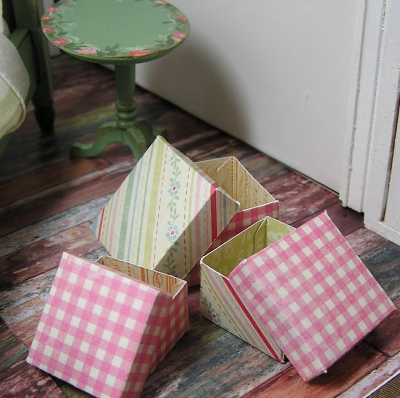 Boxes for gifts or decoration - Click Image to Close