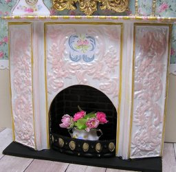 Fireplace Victorian