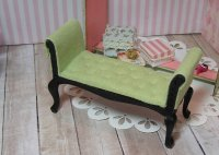 Settee for Dressing Room